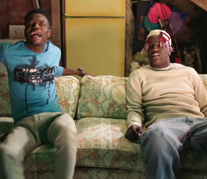 How High 2 (Starring Lil Yachty x DC Young Fly) (Official Movie Trailer) 😴😴😴