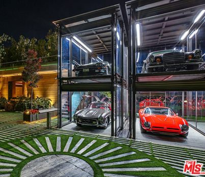 Inside An $88M Bel Air Mansion With A Hidden Car Elevator 🔥🔥🔥🔴👑