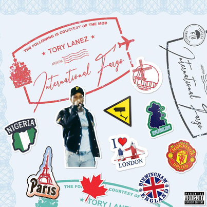 International Fargo by Tory Lanez (Official EP) 🌊🇨🇦🔴👑