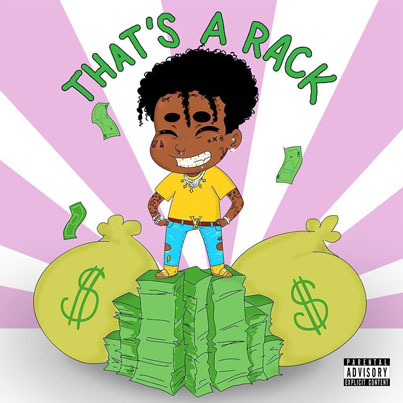 That's A Rack by Lil Uzi Vert (Official Audio)