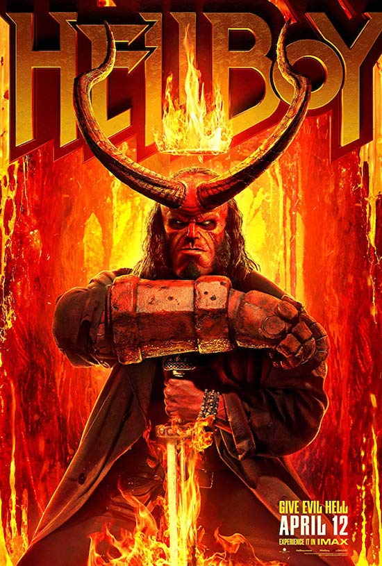 Hellboy (Official Red Band Trailer)