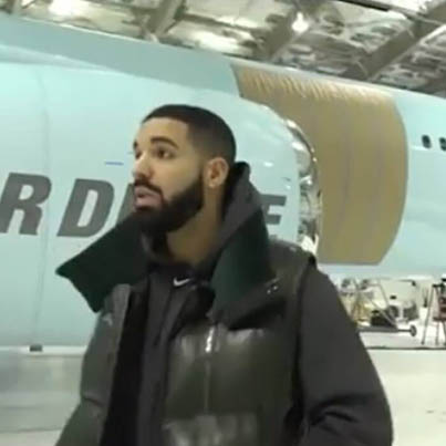 Drake Just Levelled Up And Copped A $100M Airplane 👀✈️🇨🇦🔴👑