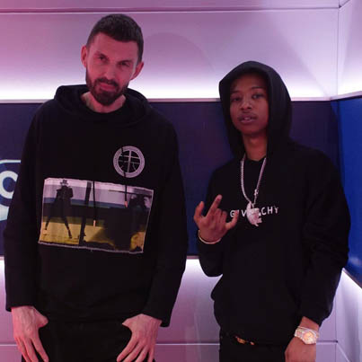 Driftwood Native Pressa Drops A Freestyle With UK Manz Tim Westwood 🇨🇦🇨🇦🇨🇦🔴👑