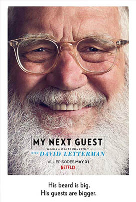 My Next Guest Needs No Introduction With David Letterman (Official Season 2 Trailer)