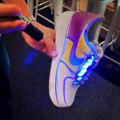 Preview Of Nike's UV Technology At The House Of Innovation In Shanghai 🔥👟👀