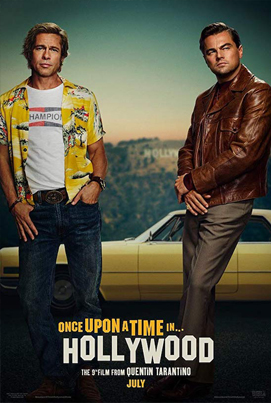 Quentin Tarantino's Once Upon A Time In Hollywood (Official Movie Trailer)