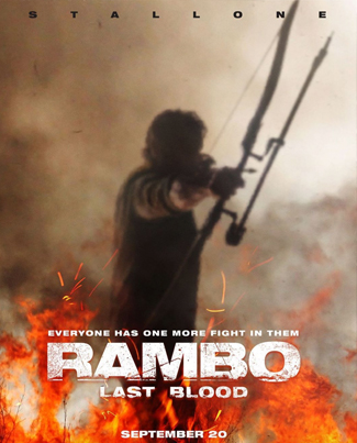 Rambo: Last Blood (Starring Sylvester Stallone) (Official Movie Teaser)