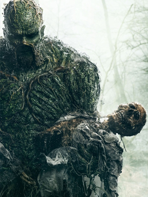 Swamp Thing (Official TV Series Trailer)