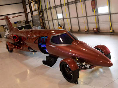 THE $5 MILLION LEARJET LIMO 👍🔥🔴👑