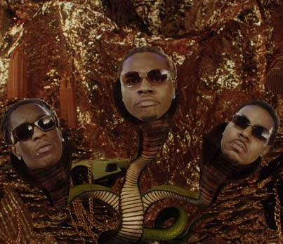 Three Headed Snake by Gunna x Young Thug (Official Music Video) 🐍🐍🐍