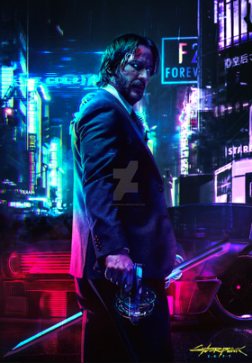 Cyberpunk 2077 (Featuring Keanu Reeves) (Official Video Game Trailer)