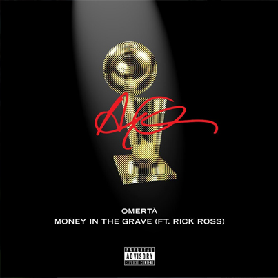Drake Drops New Tracks 'Omertà' And 'Money In The Grave' 🤕✅🏆🇨🇦