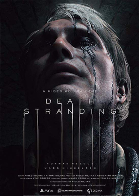 Hideo Kojima's Death Stranding (Official Video Game Trailer)