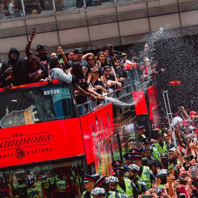 Just Incase Manz Missed The Raptors Parade Here Are Some Highlights 🏆🏆🏆