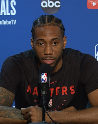 Kawhi Speaks On How He Deals With The Death Of His Father 🔥🇨🇦✊🏽🔴👑
