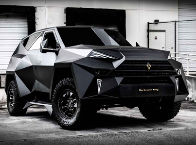 This $2M Karlmann King Is The World's Most Expensive SUV 🔥👀🔴👑