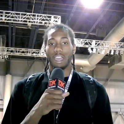 This Footage Of A 19-Year-Old Kawhi Leonard Before He Got Drafted Is Mod 😩😂🇨🇦🔴👑