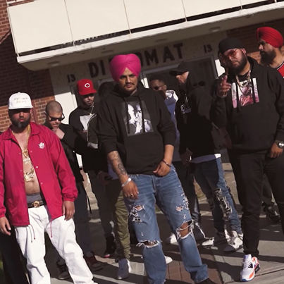 Homicide by Big Boi Deep x Sidhu Moose Wala (Official Music Video) 🌊🇨🇦🔴👑