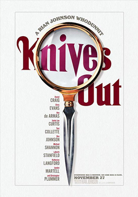 Knives Out (Official Movie Trailer)