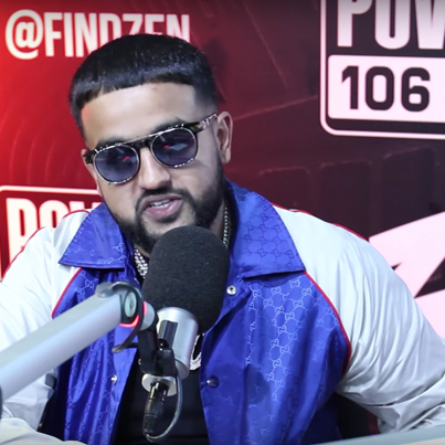 "NAV Speaks On Linking With Meek Mill After Producing ""Back 2 Back"" For Drake 😂💀"