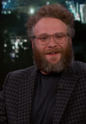 Seth Rogen Looks Like Someone You'd Keep Away From Beyoncé 😂🙌🏻❤️
