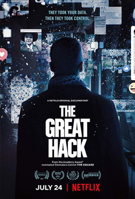 The Great Hack (Official Netflix Trailer)