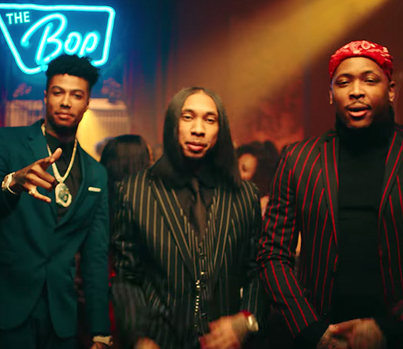 Bop by Tyga x YG x Blueface (Official Music Video)