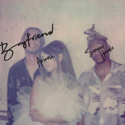 Boyfriend by Ariana Grande x Social House (Official Music Video)
