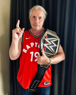 Bret 'The Hitman' Hart: Forever A Legend In Canada 🏀🏆🇨🇦