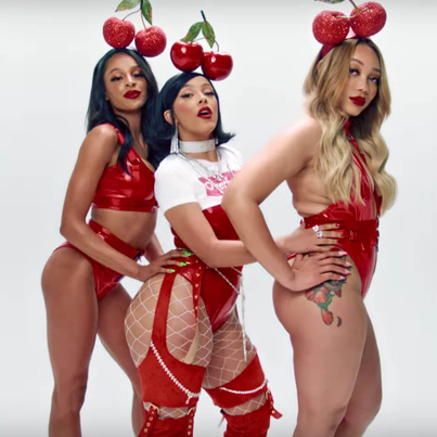Juicy by Doja Cat x Tyga (Official Music Video) 🍓🍉🍇🍒