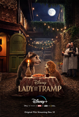 Lady and the Tramp (Official Movie Trailer)