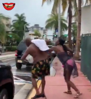Man Gets Hit By A Vehicle After Touching A Woman Without Permission 😭😭😭🔴👑