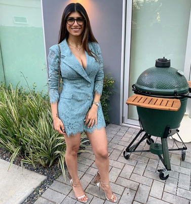 Mia Khalifa Says She Only Made $12K Her Entire Adult Film Career 😅😂💦🔴👑