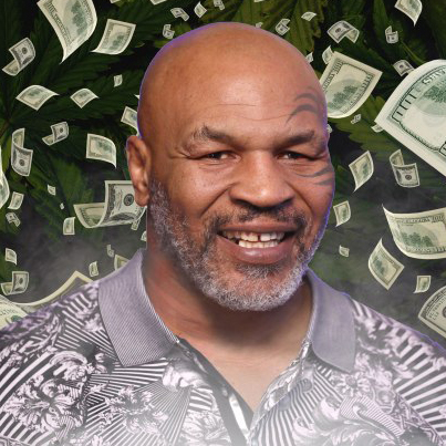 Mike Tyson Says He Smokes About $40K Worth Of Weed A Month 😙💨🍂🔴👑