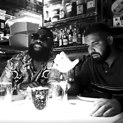 Money In The Grave by Drake x Rick Ross (Official Music Video)
