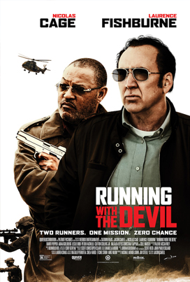 Running With The Devil (Starring Nicolas Cage) (Official Movie Trailer)