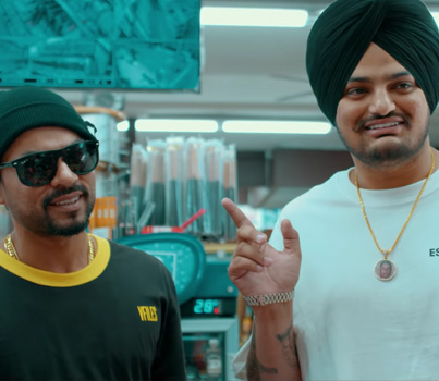 Same Beef by Bohemia x Sidhu Moose Wala (Official Music Video)