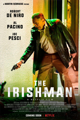 The Irishman (Official Netflix Trailer)