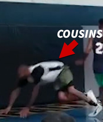 Video Footage Of DeMarcus Cousins' ACL Injury 😪😭🔴👑